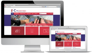 Webdesign voor InControl business solutions
