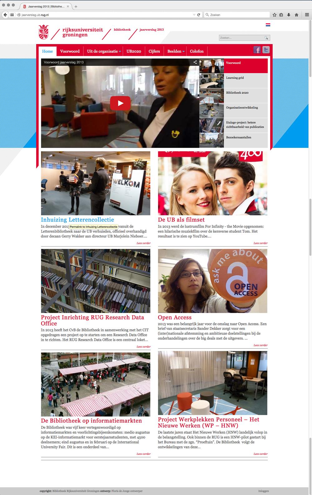 RUG-UB-jaarverslag-2013